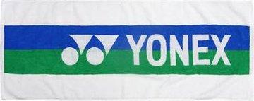 YONEX HANDDOEK AC1104EX WHITE BL/GR